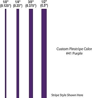 Best purple pinstripe car Reviews