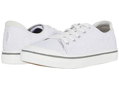 KEEN Elsa IV Sneaker (White/Star White) Women
