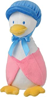 My First Plush Toy with Bell Rattle, Jemima Puddle Duck
