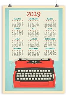 Best mid century modern calendar 2019 Reviews