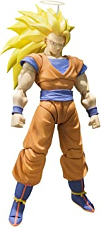 Tamashii Nations Bandai S.H. Figuarts Super Saiyan 3 Son Goku Dragon Ball Z Action Figure