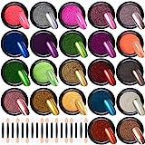 Duufin 22 Colores Efecto Espejo