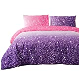 NTBED Galaxy Comforter Set Twin Size Soft...