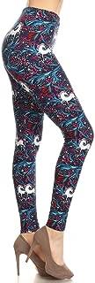 Women's Ultra Buttery Soft Print Fashion Leggings Batch6