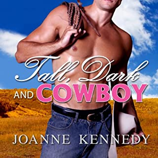 Tall, Dark and Cowboy audiobook cover art