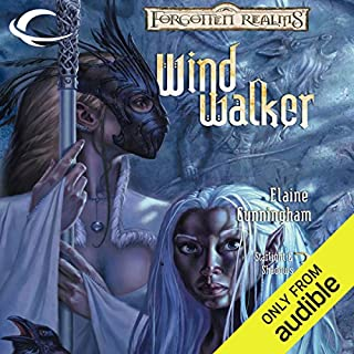 Windwalker audiobook cover art