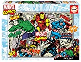 Educa Borras - Serie Marvel, Puzzle 1.000 piezas Marvel Comics (18498)