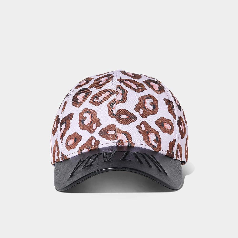 AAMOUSE Embroidery Letter Men Women Baseball Cap Cotton Gorras Leopard hat Spring Summer Bone