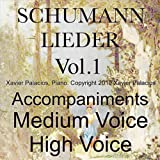 Liederkreis Op. 39 : Mondnacht, Medium (Db)