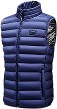 Verwarmd vest Lichtgewicht bodywarmer Intelligente top met temperatuurregeling Ademend waterbestendig verwarming Winterjas