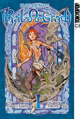 Takano, T: Blue Dragon - RalOGrad Sammelband 01