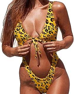 Auifor◕‿◕Mujeres Vendaje Bikini Monokini Push Up Bra