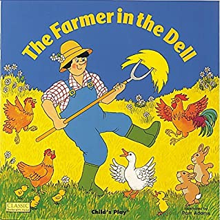 The Farmer in the Dell (Classic Books With Holes) (English Edition)