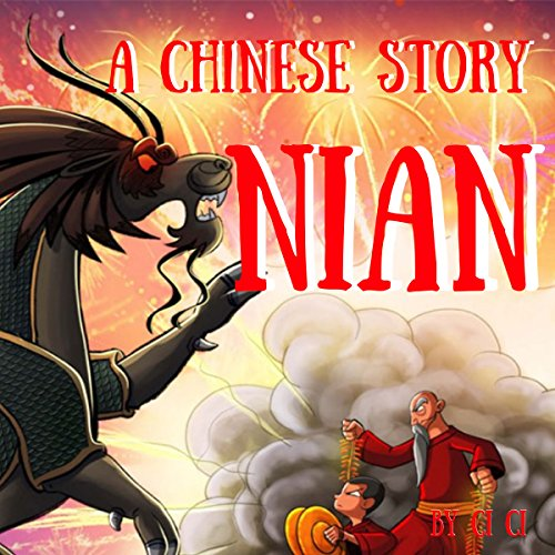 A Chinese Story: NIAN audiobook cover art