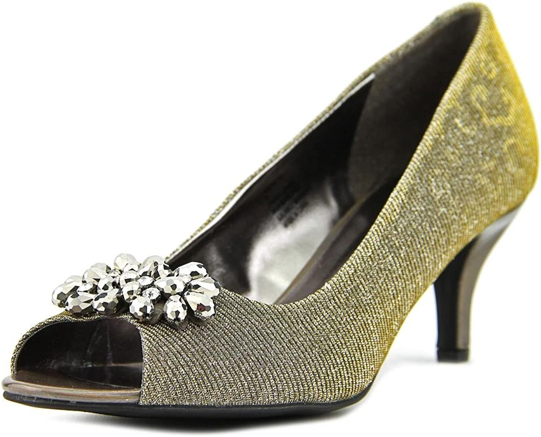 Karen Scott Maralyn W Peep Toe Heels