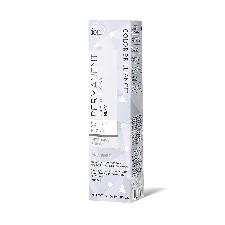 Ion HL-V Hi Lift Cool Hair Color Permanent Online limited product shopping Blonde Creme