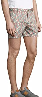 parke & ronen Surfboard Sage Medallion Holler Shorts Men's Size 34
