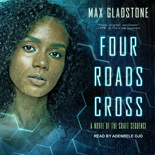 Four Roads Cross  By  cover art