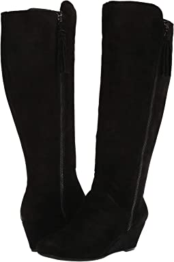 Alanna Wedge Boot Wide Calf