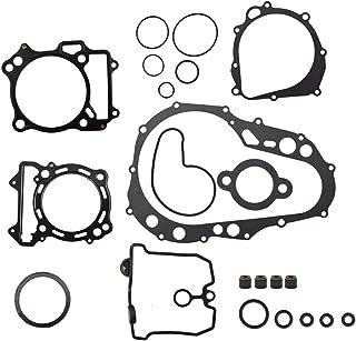 WFLNHB Complete Gasket Kit Set Top & Bottom End for 2003-2008 Suzuki Quadsport Z400 LTZ400