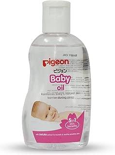 Pigeon Sakura Baby Oil (200ml)