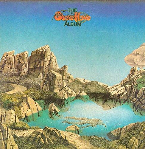 The Steve Howe Album - Self Titled - Atlantic - QSD 19243 - Canada - Gatefold NM/NM LP