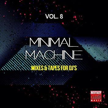 Minimal Machine, Vol. 8 (Mixes & Tapes For DJ's)