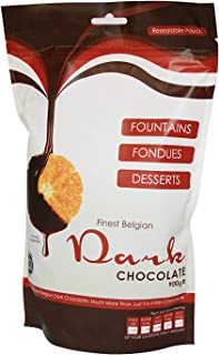 Finest Belgian Dark Fondue Chocolate Drops 900g