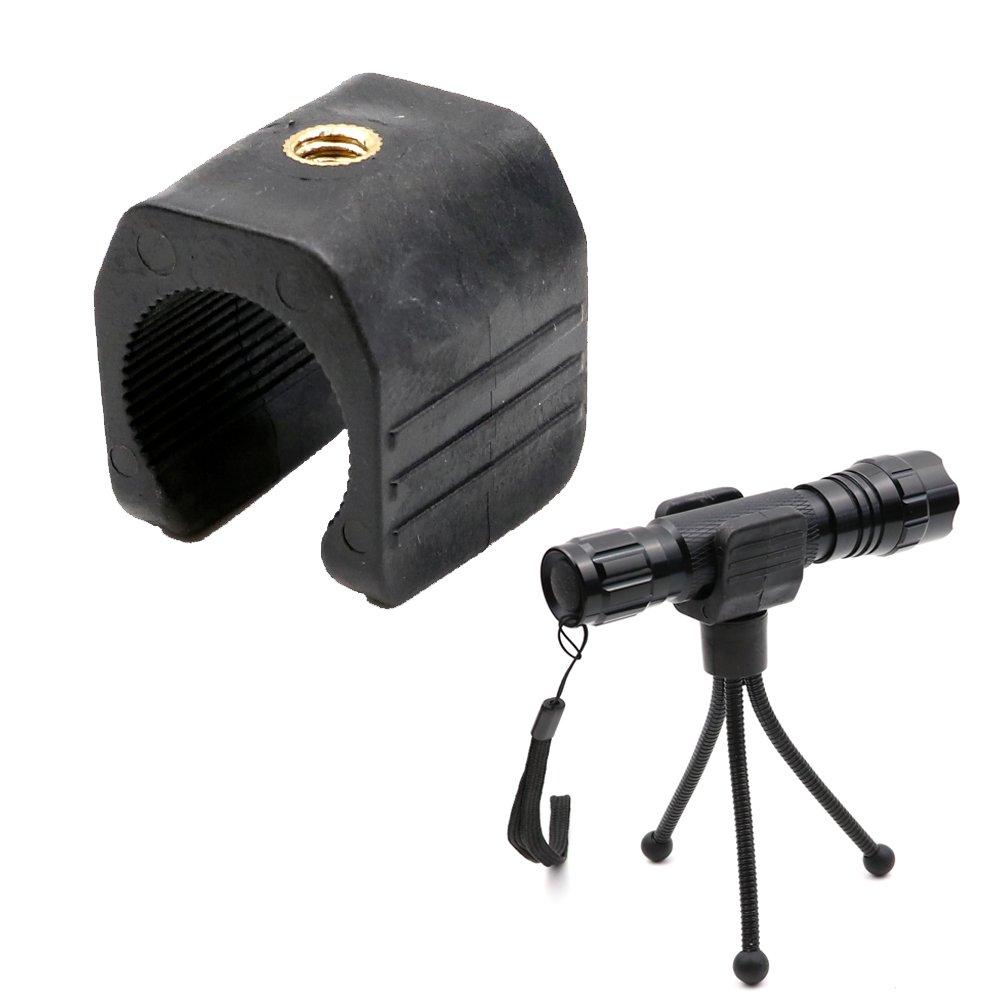 ezyoutdoor Flashlight Bracket Adjustable Included