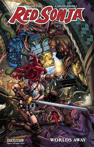 Red Sonja: Worlds Away