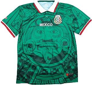 MadStrange Mexico Retro 1998 Soccer Jersey