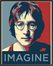 John Lennon Wall Art Music Legend Icon Beatles Metal