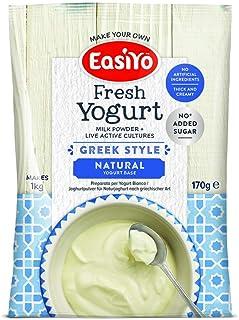 EasiYo Yogurt Mix - Greek Style - 4 pack