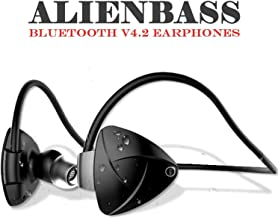 Chevron AlienBass Bluetooth Headset v4.2 Earphones with Mic