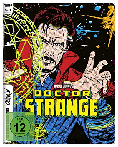 Doctor Strange - 4K UHD Mondo Steelbook Edition [Blu-ray]