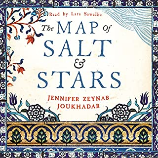 The Map of Salt and Stars cover art