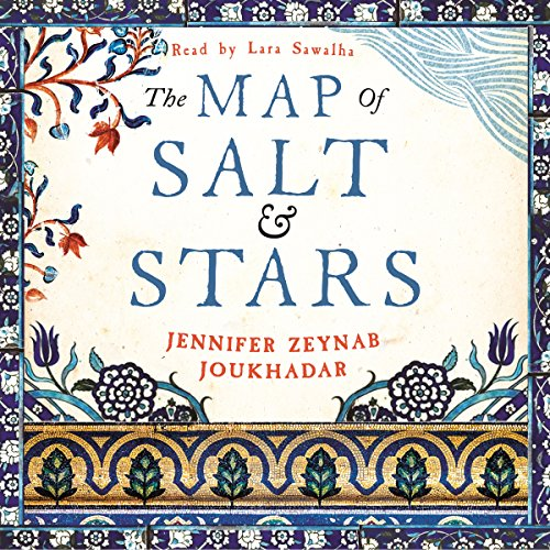 The Map of Salt and Stars audiobook cover art