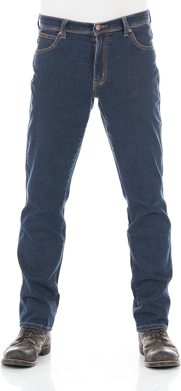 Wrangler Texas Slim Denim Pants Pantalones para Hombre