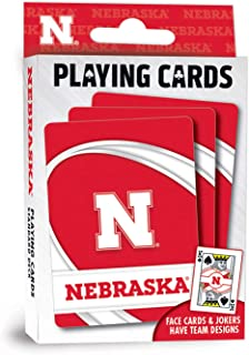 "MasterPieces NCAA Playing Cards, 2.5"" x 3.5"