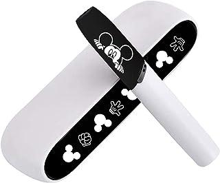 ミキーマウス 対応IQ0S3&3 duo キップ & ドカバー セト互换 アコス3カバーの ディズニー IQ0S3.0と3 DUO対応に使用でる