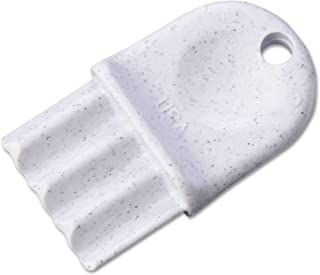 San Jamar 6-PACK N16 Key for Plastic Tissue Dispenser R2000, R4000, R4500 R6500, R3000, R3600, T1790, White