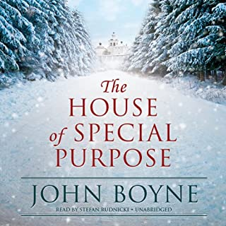 The House of Special Purpose audiobook cover art