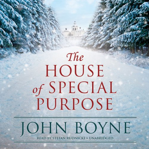 The House of Special Purpose  By  cover art