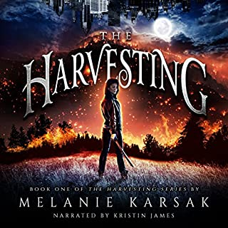 The Harvesting (The Harvesting Series Book 1) audiobook cover art