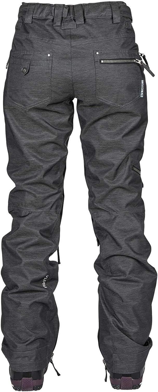 Nikita Damen Snowboard Hose White Pine Pants