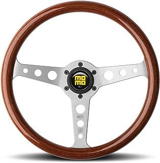 MOMO Steering Wheel Heritage Indy Mahogany Wood 350mm NEW IND35MA0P