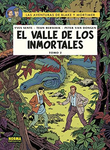 Blake y Mortimer 26. El valle de los inmortales 2: El Milésimo Brazo Del Mekong