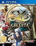 YS: Memories of Celceta (Playstation Vita) - [Edizione: Regno Unito]