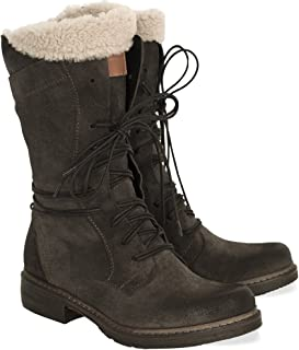 Celtic & Co Womens Brown Lace Detail Calf Height