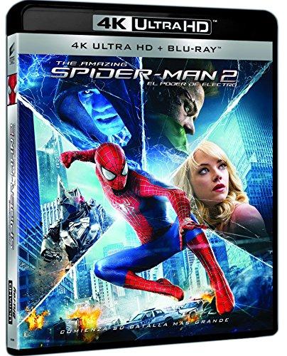 The Amazing Spider Man 2: El Poder De Electro (4K Ultra HD)...